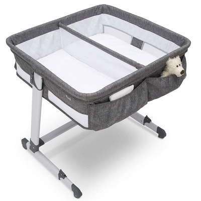 Simmons Kids By The Bed City Sleeper Bassinet