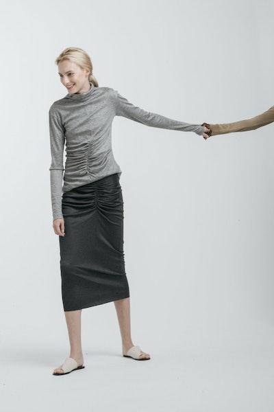 Jayleen Lux Jersey Skirt