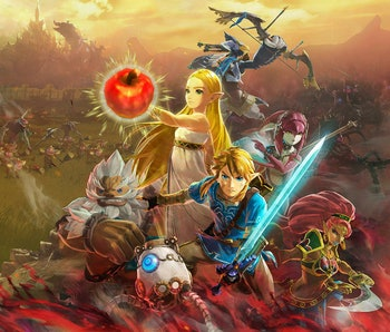 Hyrule Warriors Age Of Calamity Apple Farming And Other Ways To Heal