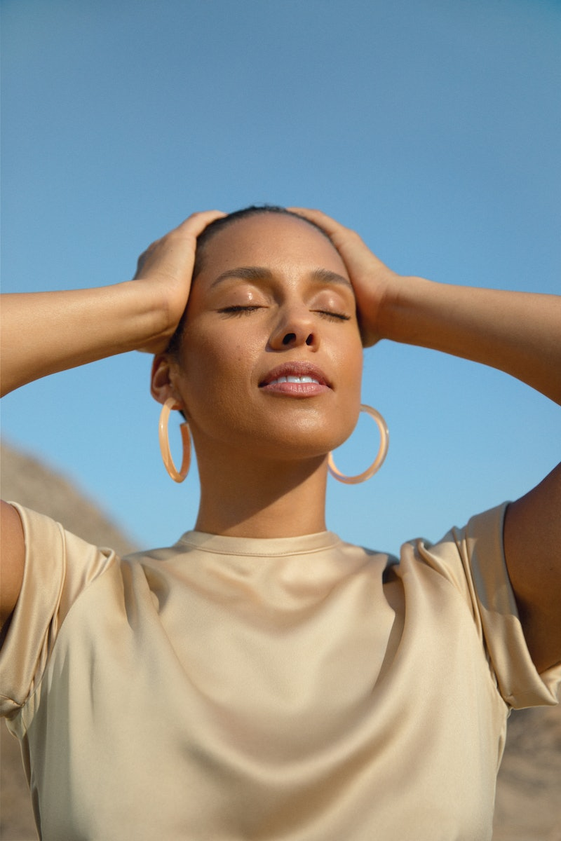 Alicia Keys' Keys Soulcare skin care-meets-wellness brand has officially launched.