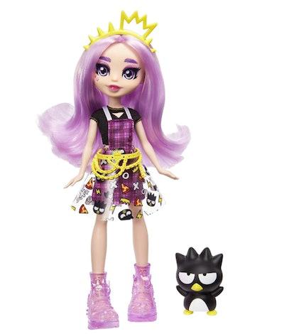 Badtz-Maru Figure & Jazzlyn Doll