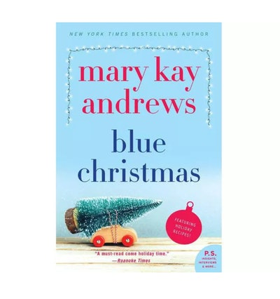 Blue Christmas (Paperback) by Mary Kay Andrews