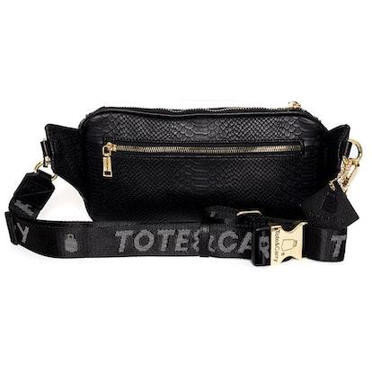 Black Apollo Envelope Bag