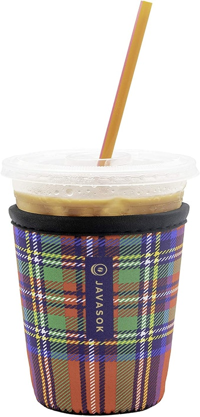 Java Sok Reusable Cold Beverage Cup