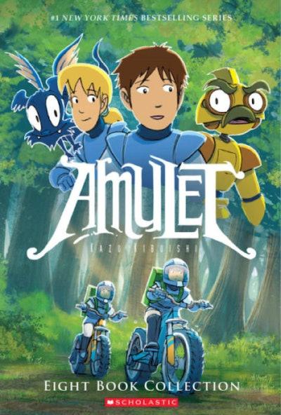 Amulet Box Set (Books 1-8)