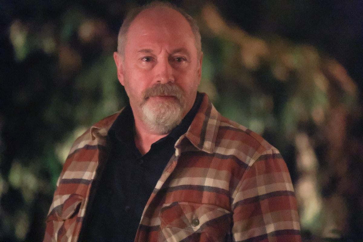 Alex's dad Reverend Stewart (Gerard Plunkett) on 'A Million Little Things'