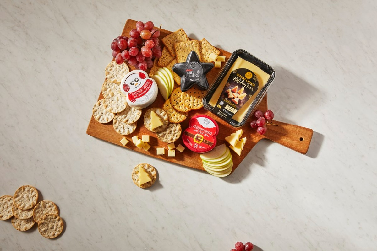 Aldi's December 2020 holiday finds include so many cheesy options.