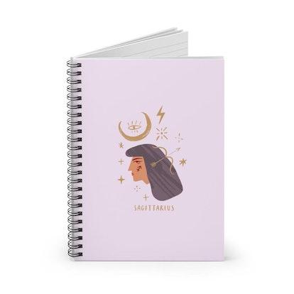 Sagittarius Travel Journal