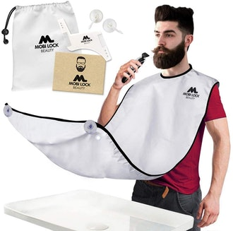 Mobi Lock Beard Shaving Bib