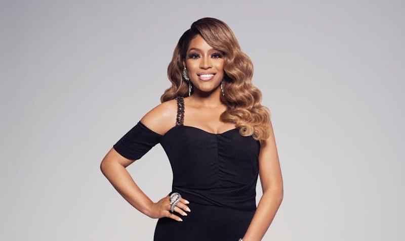 Drew Sidora on Real Housewives of Atlanta via the Bravo press site