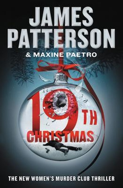 19th Christmas (Paperback) by James Patterson & Maxine Paetro