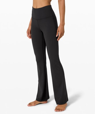 Groove Pant Flare Super High-Rise