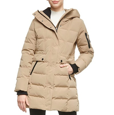 Orolay Hooded Puffer Down Coat