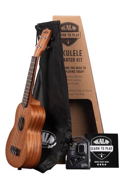 Kala Learn To Play Ukulele Starter Kit