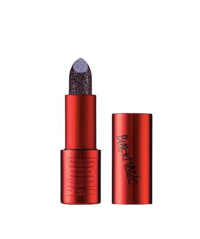UOMA Beauty Black Magic Metallic Shine Lipstick in Mother