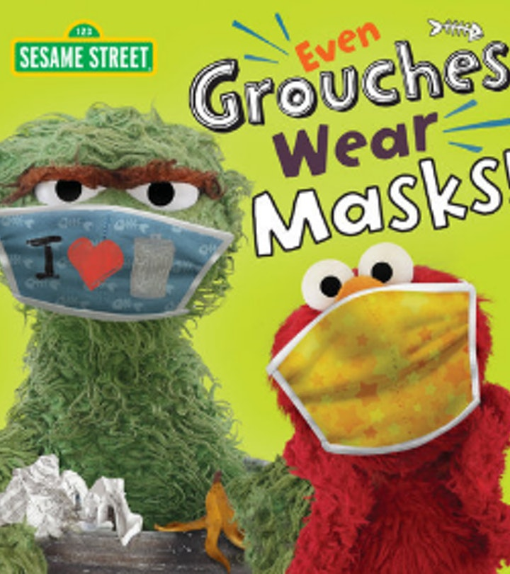 'Sesame Street's new book could not have come at a better time for kids.