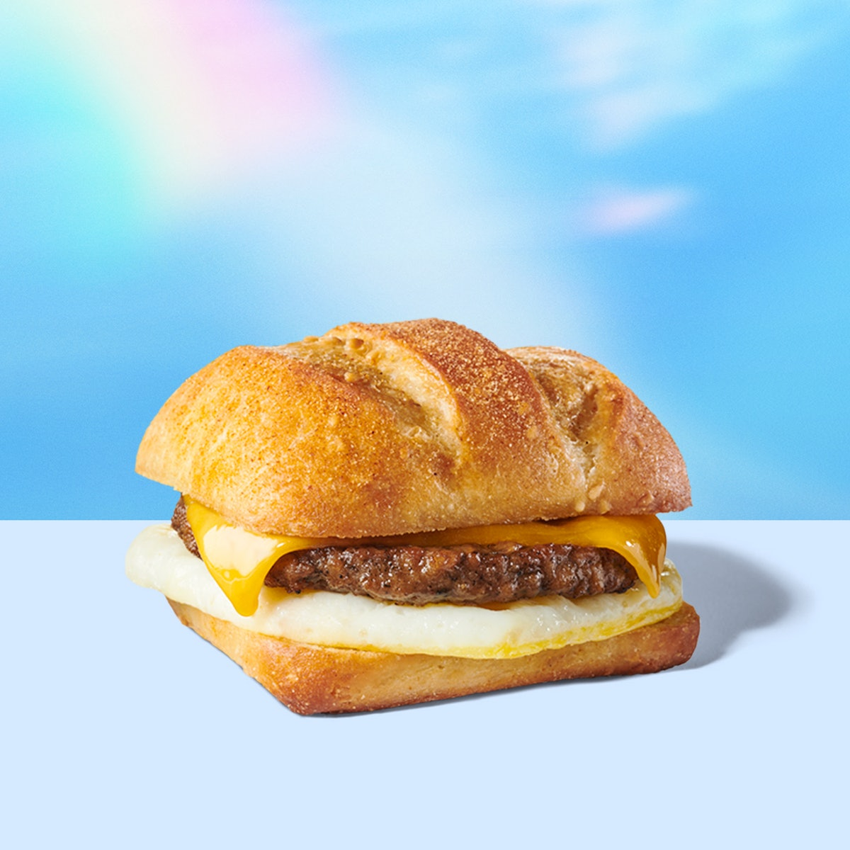 Starbucks' January 2021 Meatless Mondays deal includes $2 off its Impossible Breakfast Sandwich.