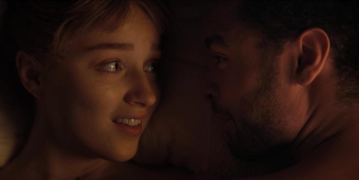'Bridgerton' Sex Scenes On Netflix