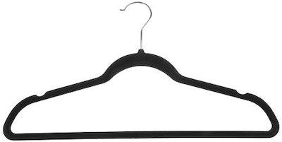AmazonBasics Slim, Velvet, Non-Slip Clothes Suit Hangers (Pack of 30)