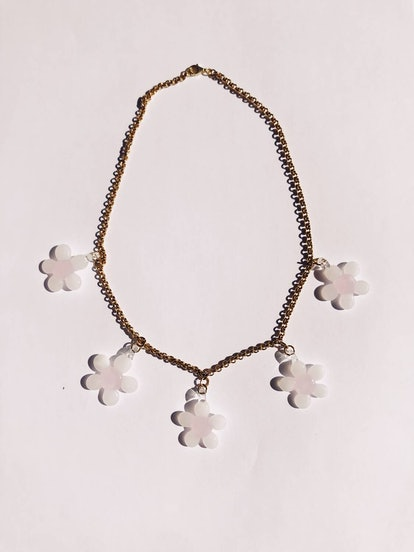Cherry Blossoms Multi Necklace