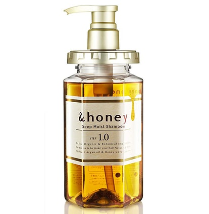 &honey Deep Moist Shampoo