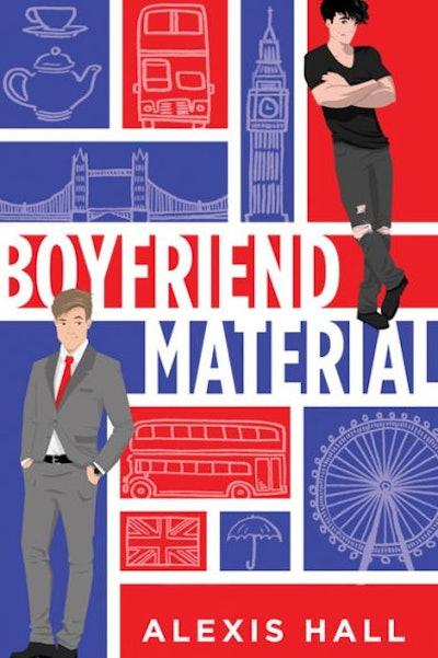 'Boyfriend Material' by Alexis Hall