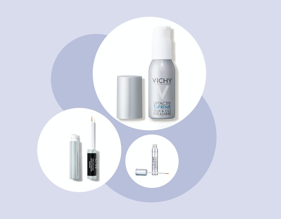 These 15 lash serums promote longer, healthier lashes.