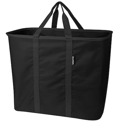 CleverMade SnapBasket Laundry Tote