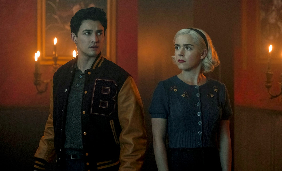 The series finale of 'Chilling Adventures of Sabrina' left some unanswered questions.