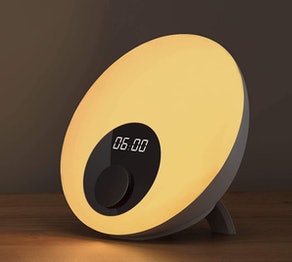 Gladle  Table Lamp with White Noise Machine