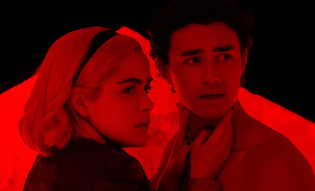 Nick and Sabrina died at the end of 'Chilling Adventures of Sabrina.'