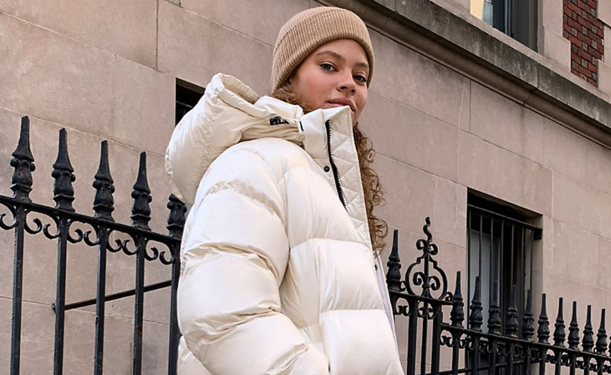 Aritzia's winter 2020 sale includes select colors of its puffer coats