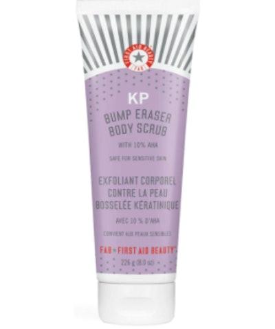 First Aid Beauty KP Bump Eraser Body Scrub, 8 Oz.