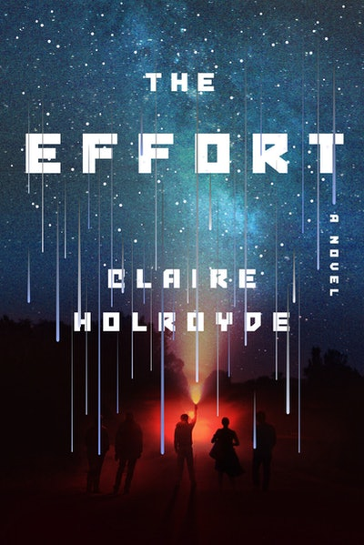 'The Effort' by Claire Holroyde