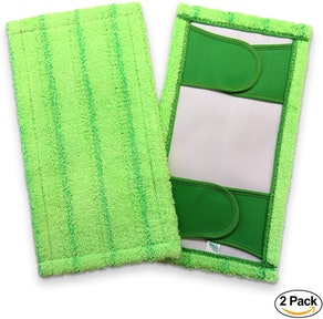 Easily Greener Microfiber Mop Pads (2-Pack)