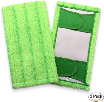 Easily Greener Microfiber Mop Pads (2-Pack)