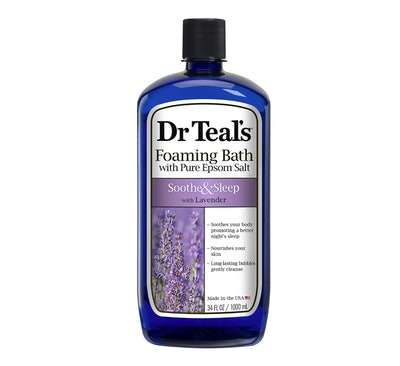 Dr Teal's Foaming Bath with Pure Epsom Salt and Lavender