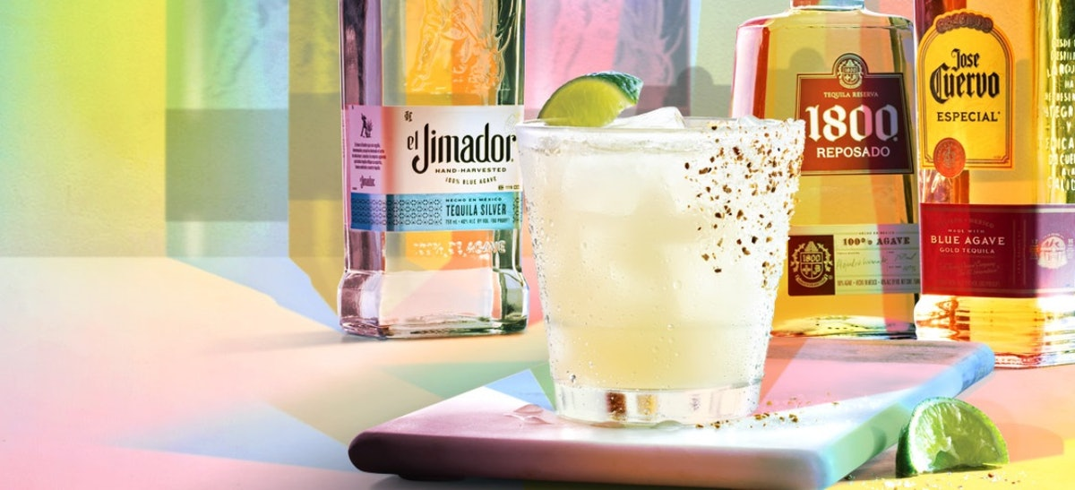 Chili'a January 2021 $5 margarita of the month is a blend of three tequilas.