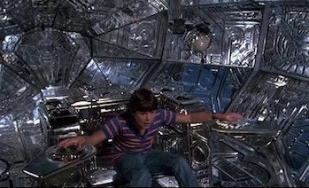 The Flight of the Navigator disney+ sci-fi