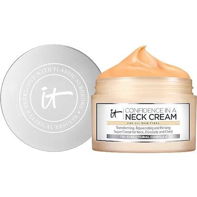 Confidence in A Neck Cream Anti-Aging Moisturizer