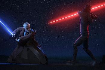 Obi Wan Kenobi darth maul theory