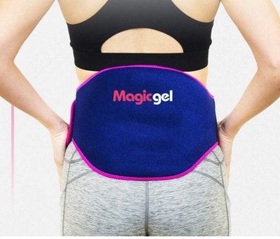 Back Pain Relief Gel Pack: Hot or Cold Ice Pack