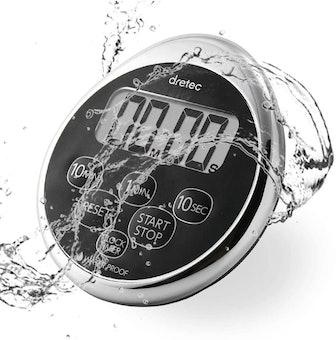 dretec Waterproof Digital Timer