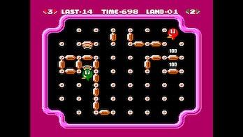 clu clu land arcade archives switch online