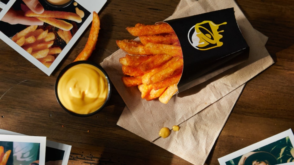 Taco Bell's $5 Nacho Fries Box is available on NYE.