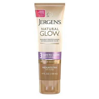 Jergens Natural Glow 3-Day Self Tanner