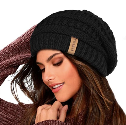 FURTALK Knit Beanie