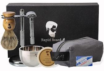 Rapid Beard Shaving Kit