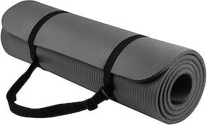 BalanceFrom Extra-Thick Yoga Mat