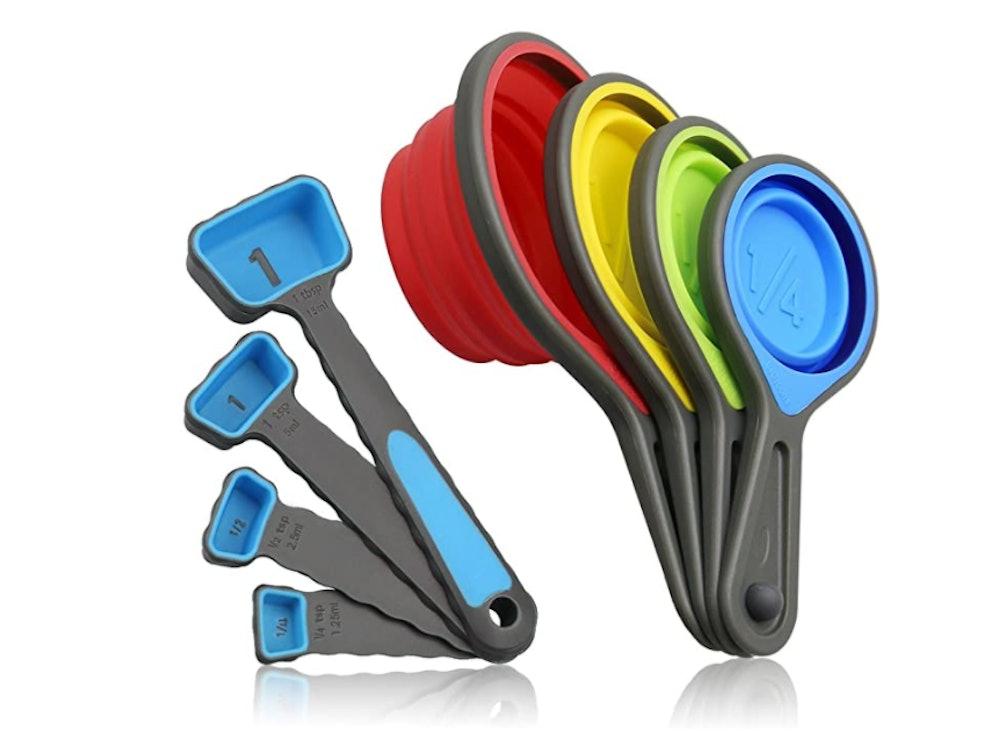 leepiya Measuring Cups and Spoons set